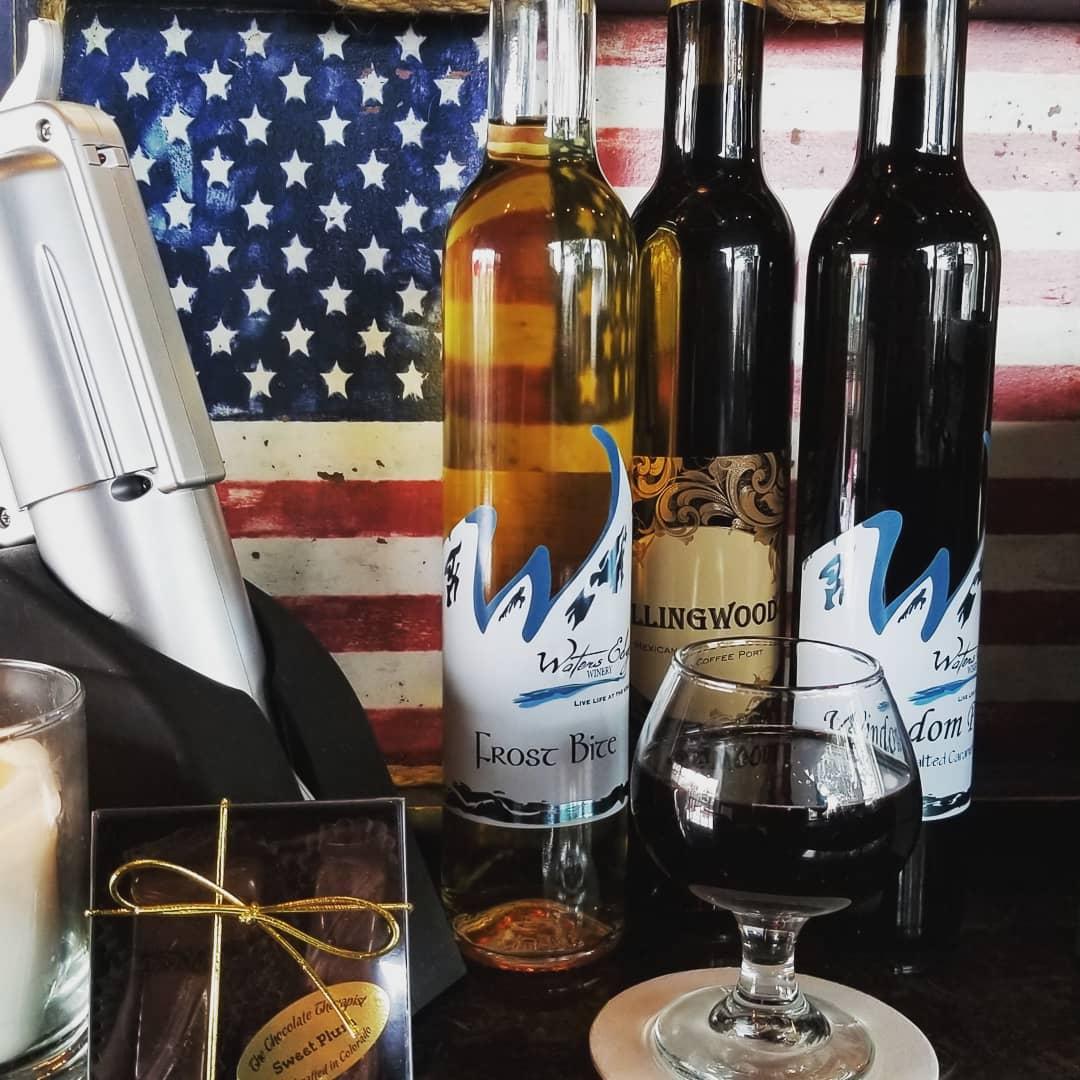 waters edge winery and bistroofferings