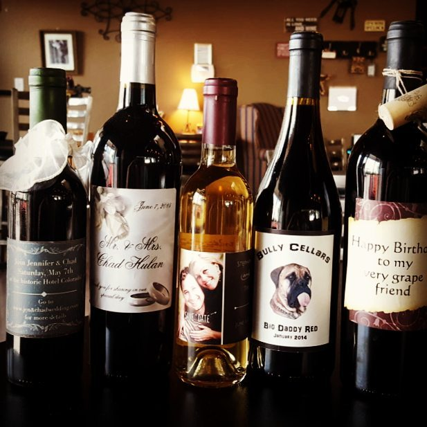 waters edge winery wine selection 2