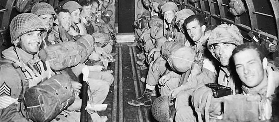 82nd airborne paratroopers america's veteran's stories
