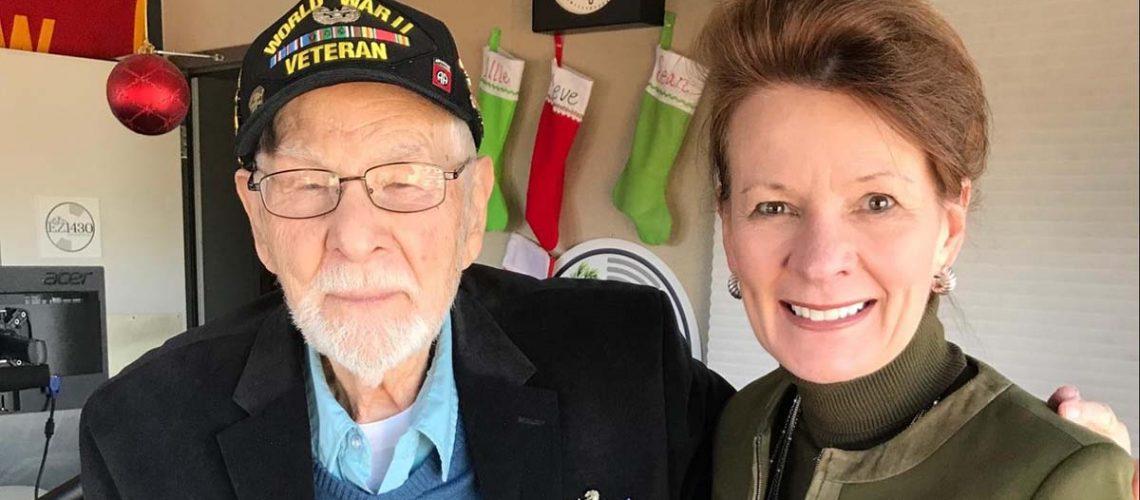 Lou Zogbhy and Kim Monson America's Veterans Stories