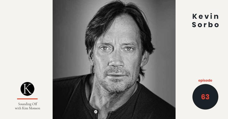 Sounding off with Kim Monson Kevin Sorbo