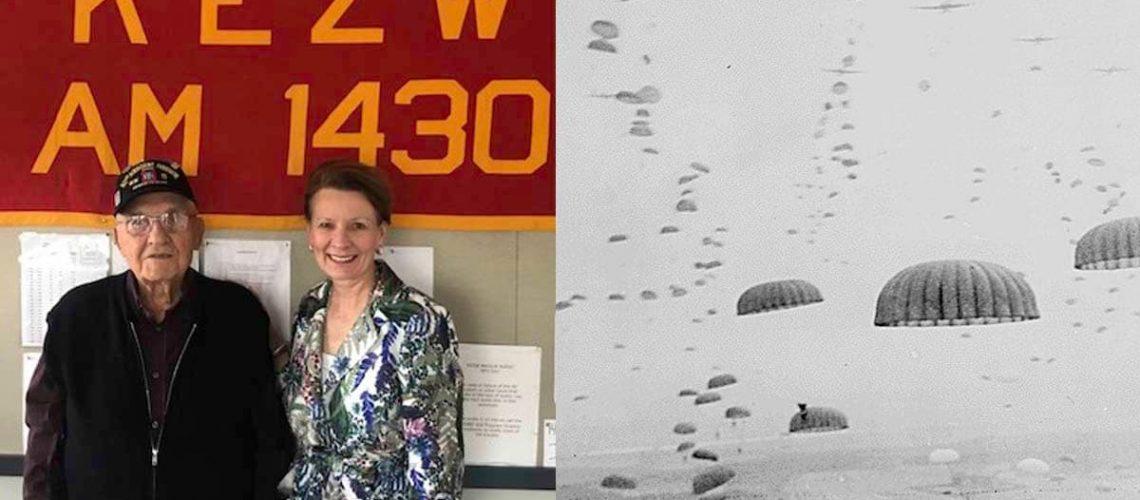 WWII Veteran Richard Rohleder AMerica's Veteran's Stories with Kim Monson (1)