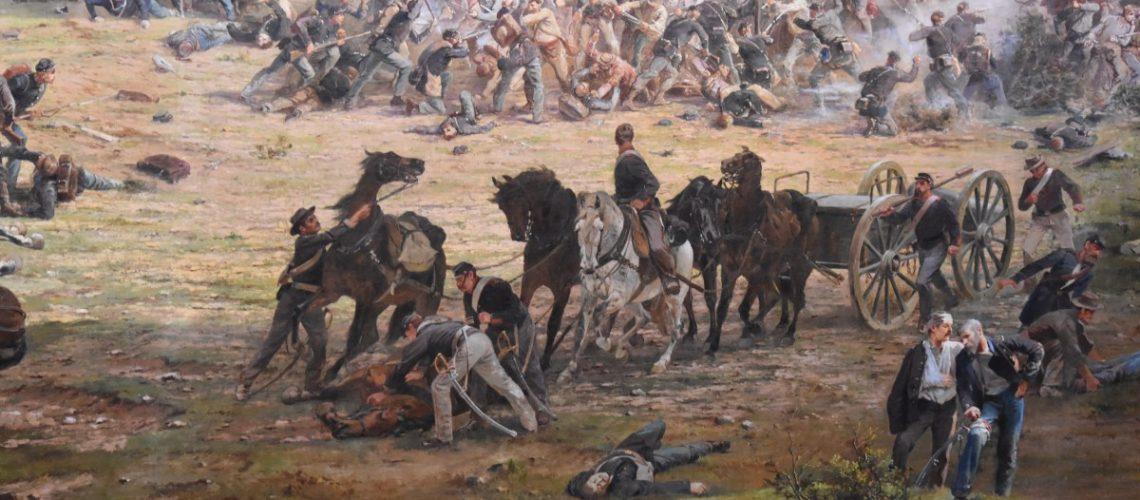 battle of gettysburg americhicks
