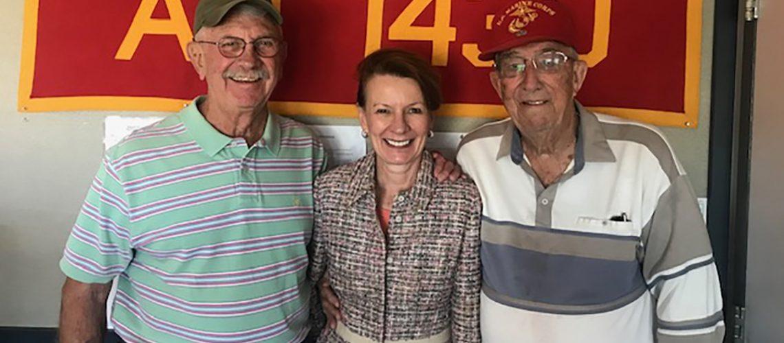 bob fischer grady birdsong kim monson america's veterans stories