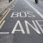 bus lane only