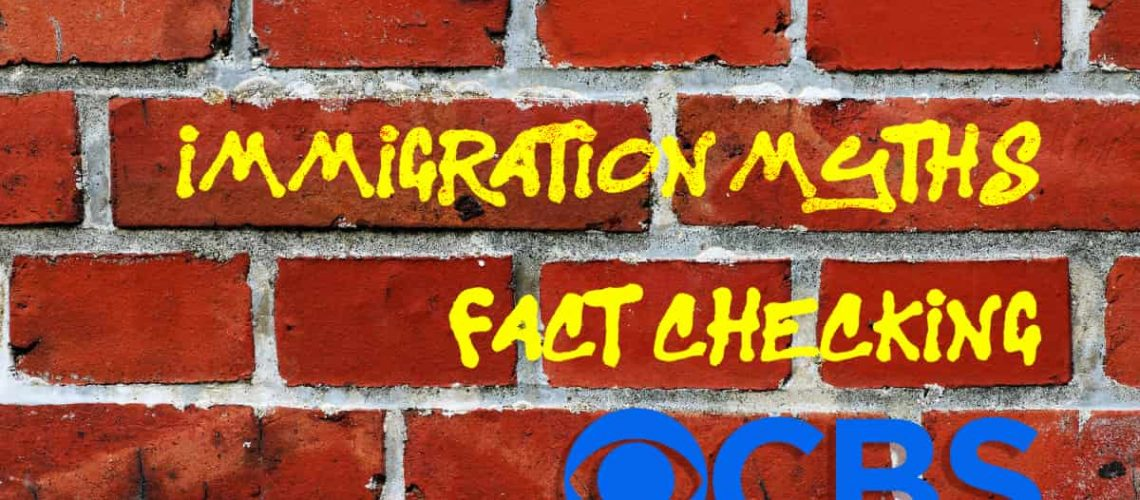 fact checking the cbs immigration fact check with michael cutler on the americhicks february 2019 (1)