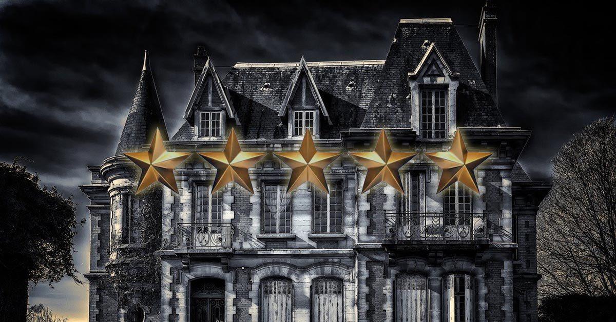 hotel california five star certification