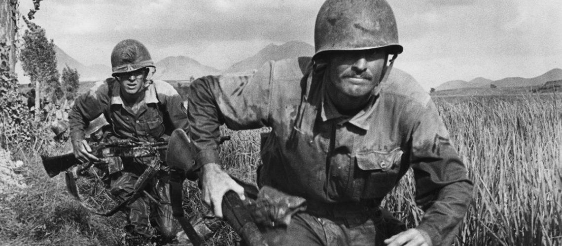 korean war bob murphy america's veteran's stories