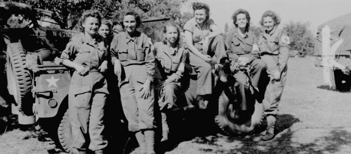 leila morrison world war II army nurse