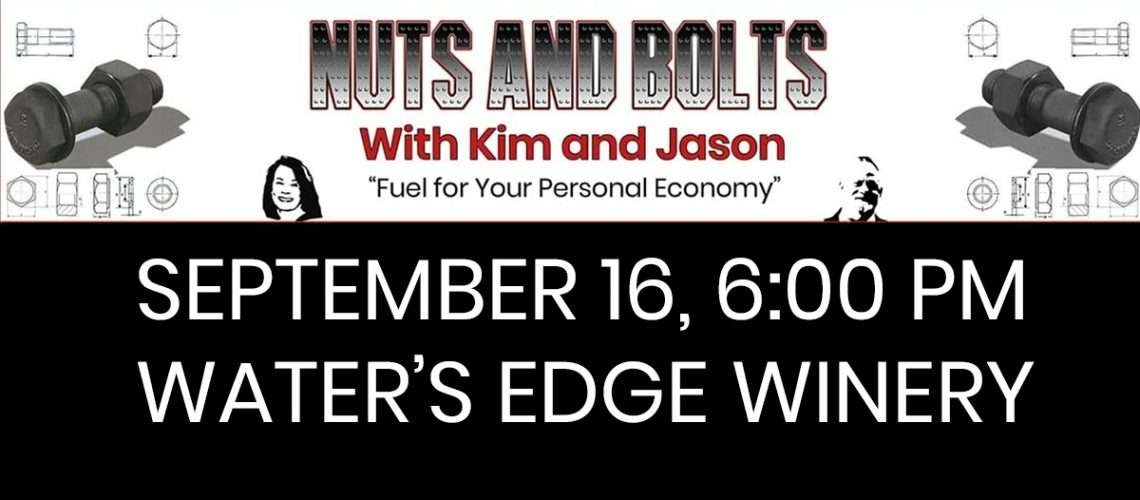 nuts and bolts with kim and jason september 16 2019