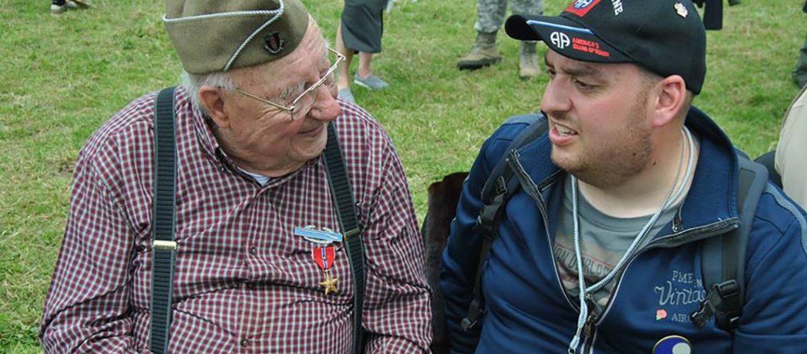 ralph peeters americans veterans stories feature
