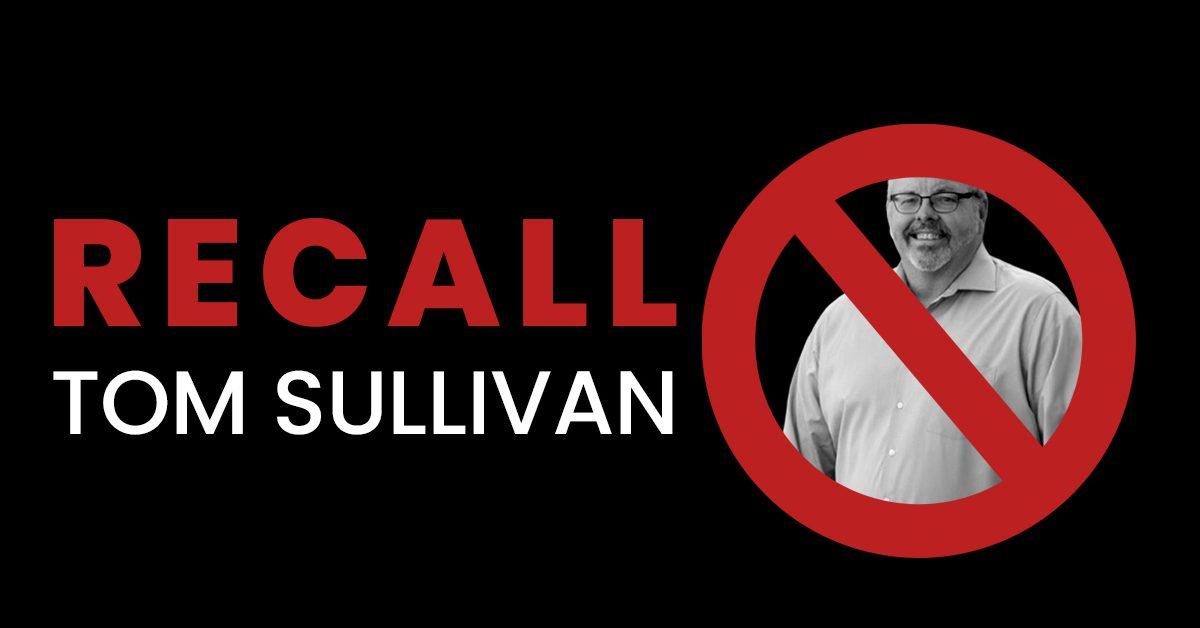 recall tom sullivan