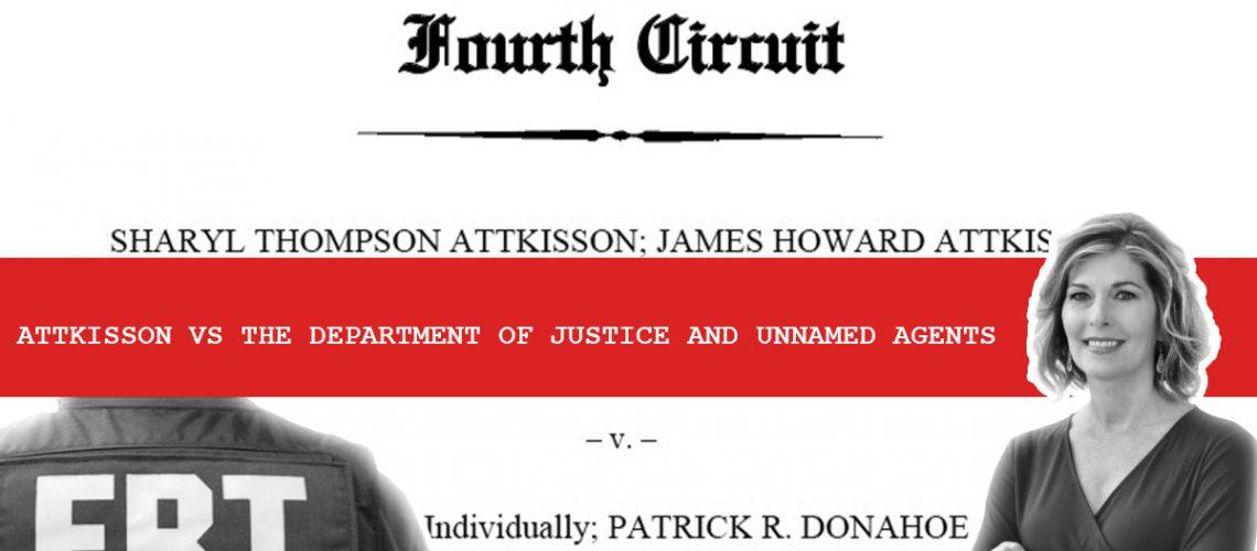 sharyll atkinson versus unnamed fbi agents