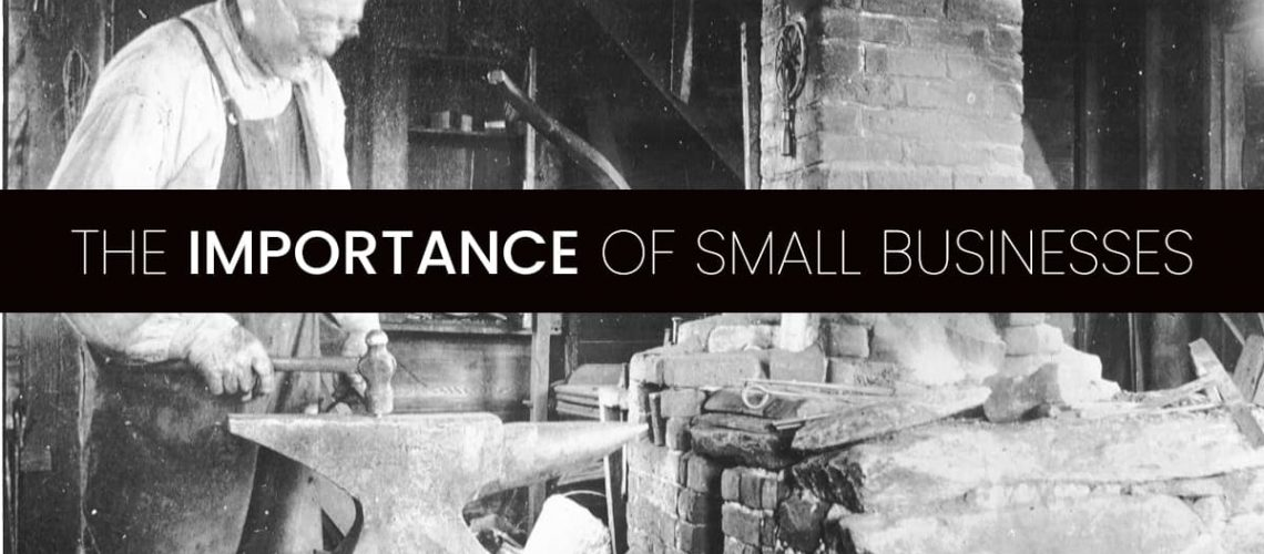 the importance of small businesses in america (1)