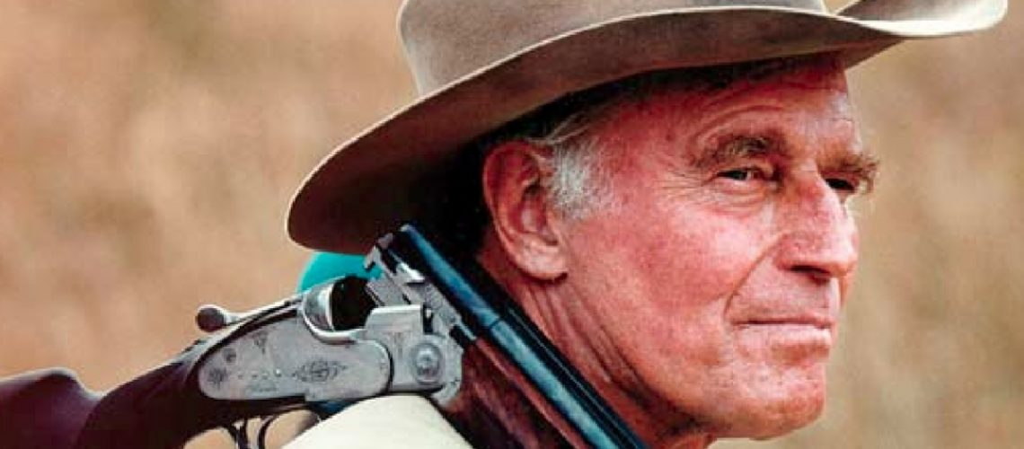 there is no such thing as a bad gun charlton heston kim monson