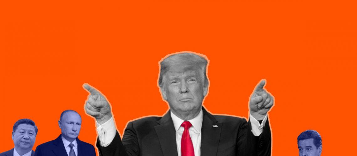 trump makes historic venezeula speech americhicks