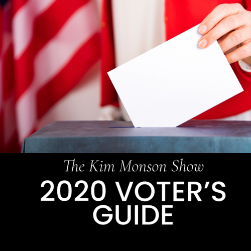 voters guide kim monson show