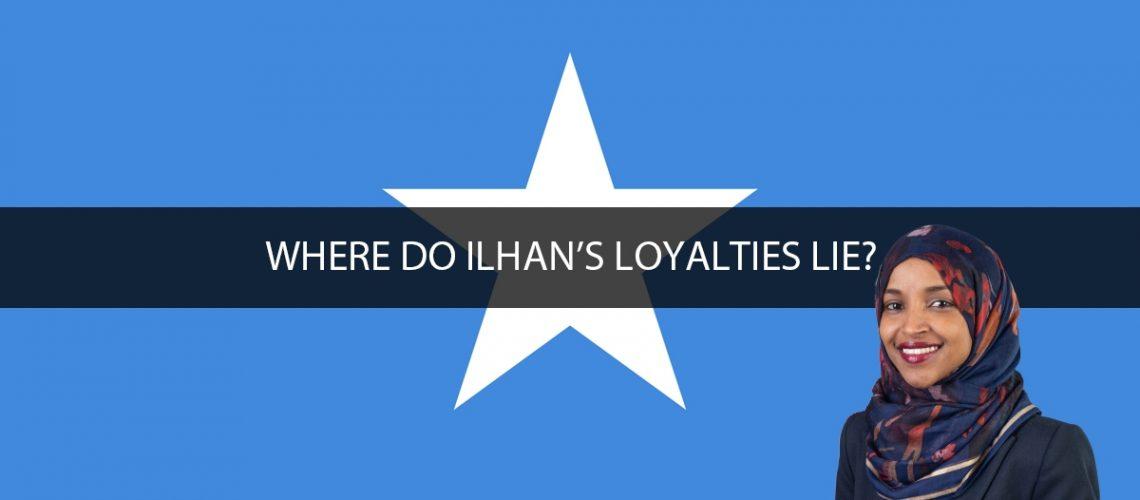 where do ilhans loyalties lie americhicks